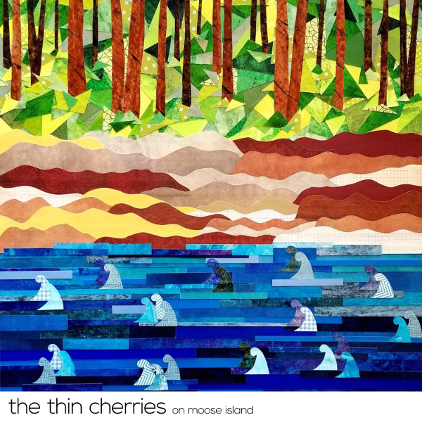 The Thin Cherries — On Moose Island