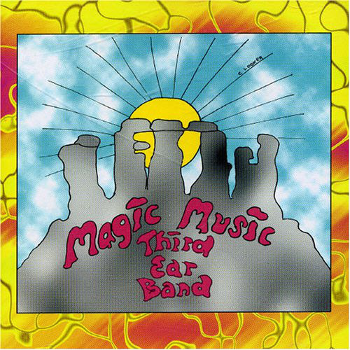 Magic Music (1997) Cover art