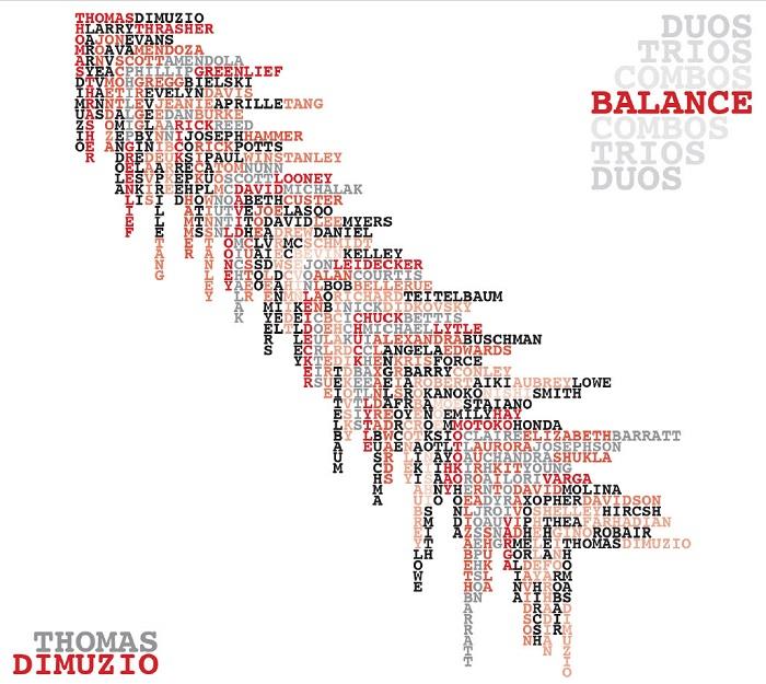Thomas Dimuzio — Balance
