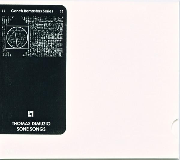 Thomas Dimuzio — Sone Songs