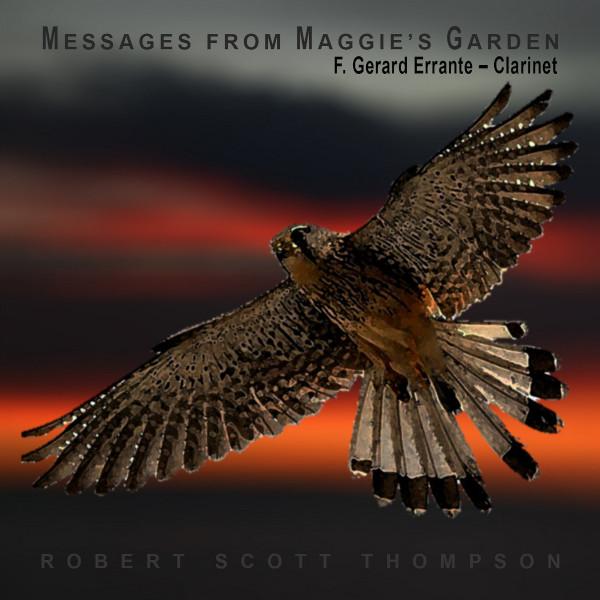 Robert Scott Thompson — Messages from Maggie's Garden