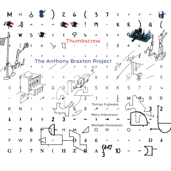 The Anthony Braxton Project Cover art