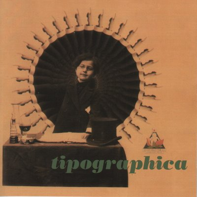 Tipographica Cover art
