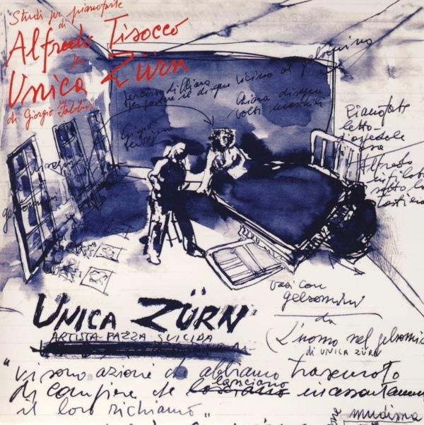 Alfredo Tisocco — Unica Zürn
