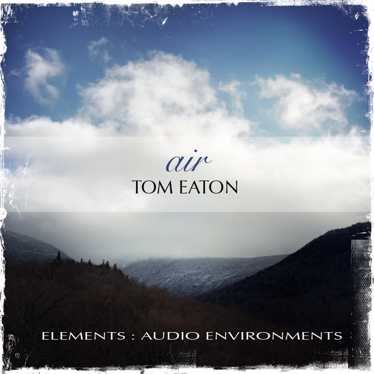 Elements: Audio Environments Part One: Air Cover art