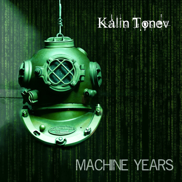 Machine Years Cover art