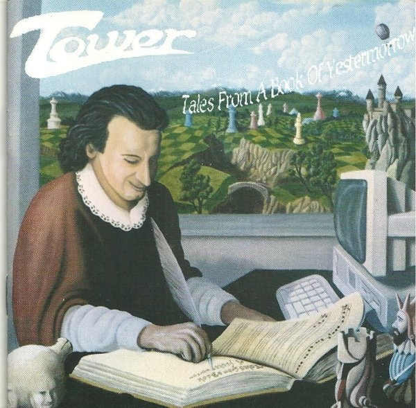 Tower — Tales from a Book of Yestermorrow