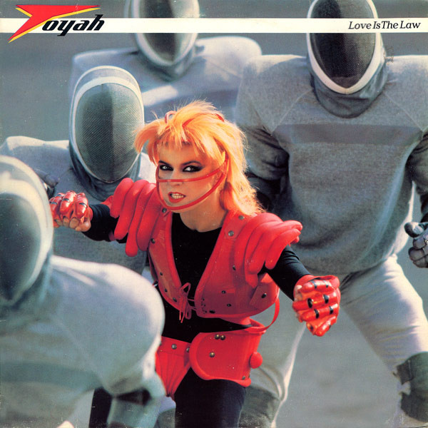 Toyah — Love Is the Law