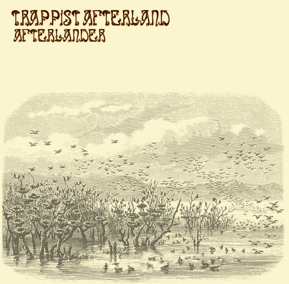 Afterlander Cover art
