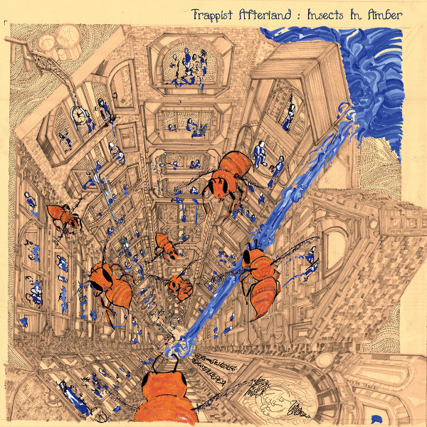 Trappist Afterland — Insects in Amber