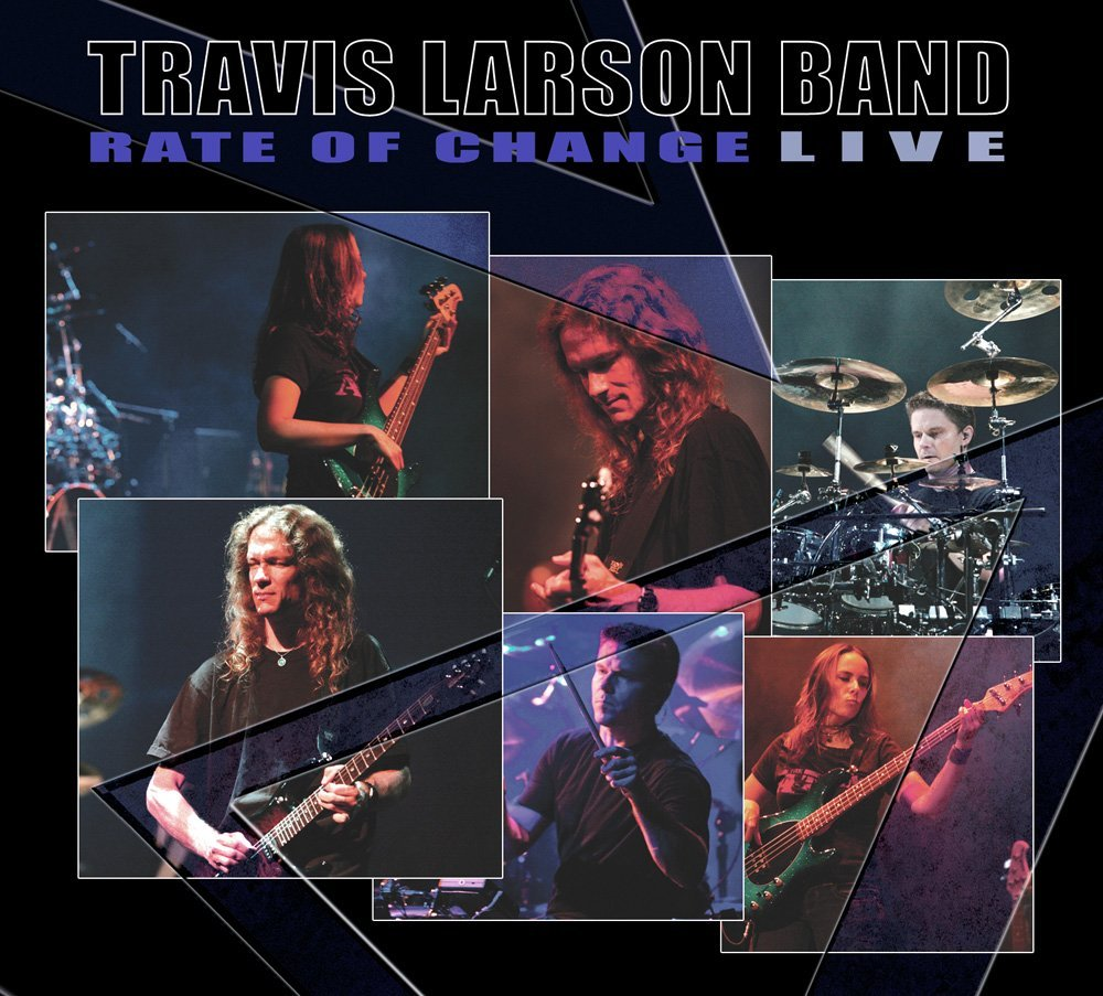 Travis Larson Band — Rate of Change - Live