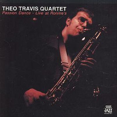 Theo Travis Quartet — Passion Dance - Live at Ronnie's