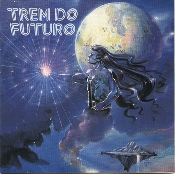 Trem do Futuro Cover art