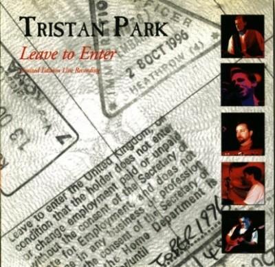Tristan Park — Leave to Enter
