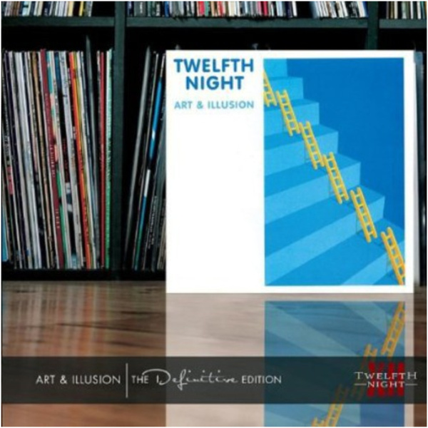 Art and Illusion - The Definitive Edition Cover art