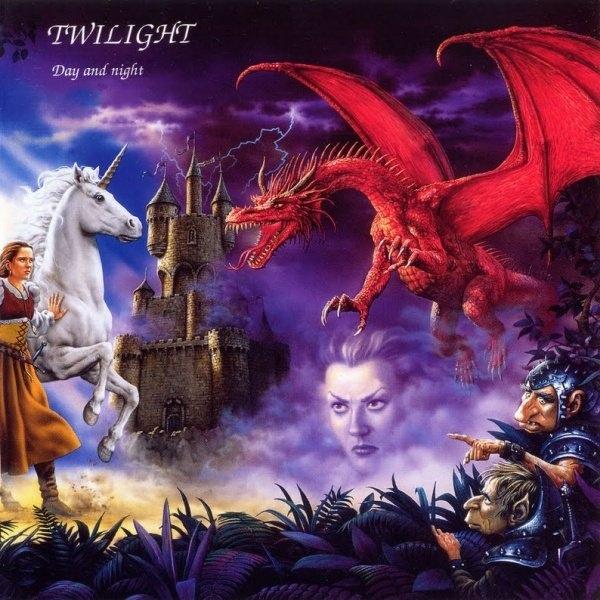 Twilight — Day and Night