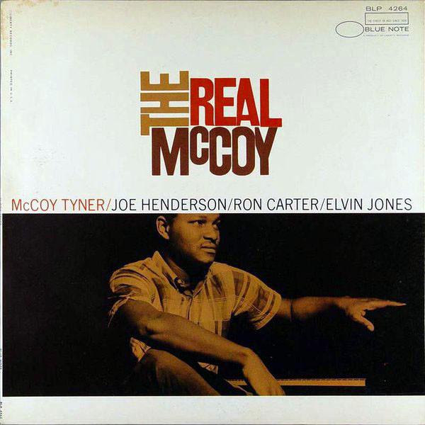 McCoy Tyner — The Real McCoy