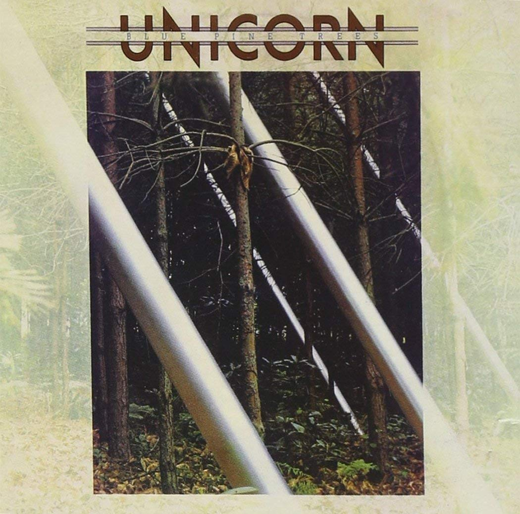 Unicorn — Blue Pine Trees