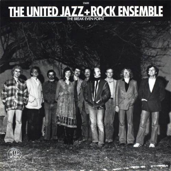The United Jazz+Rock Ensemble — The Break Even Point