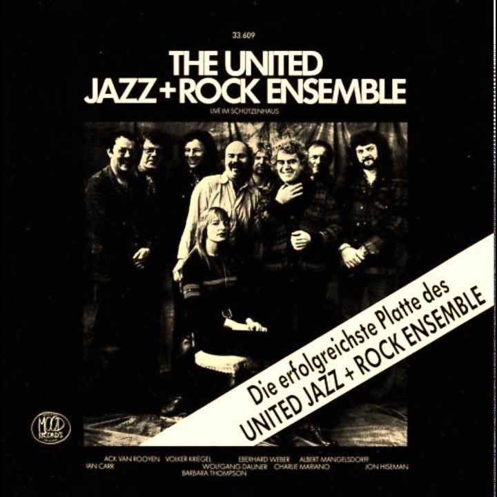 The United Jazz+Rock Ensemble — Live im Schützenhaus