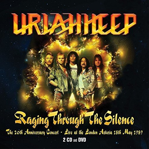 Raging through the Silence: The 20th Anniversary Concert Cover art
