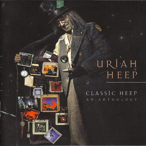 Uriah Heep — Classic Heep, an Anthology