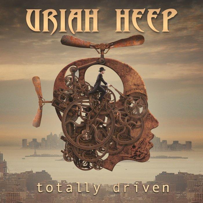 Uriah Heep — Totally Driven