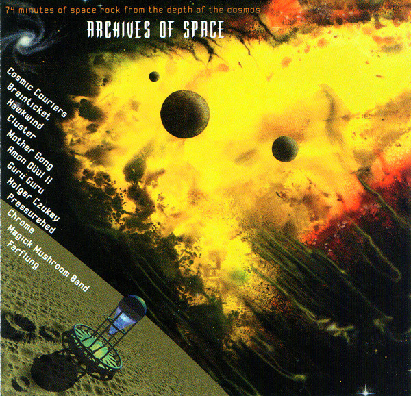 Various Artists — Archives of Space