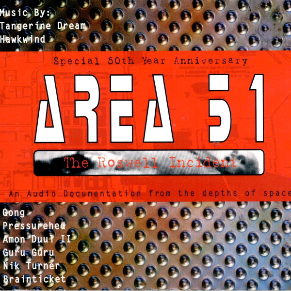 Various Artists — Area 51 - The Roswell Incident