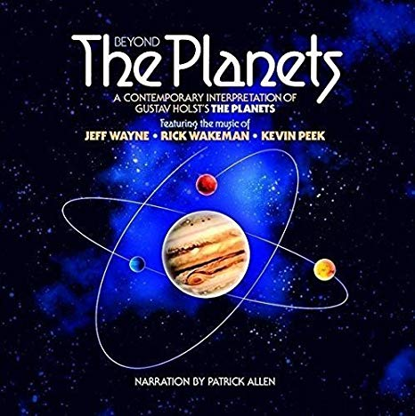 Various Artists — Beyond the Planets