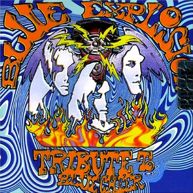 Various Artists — Blue Explosion - A Tribute to Blue Cheer