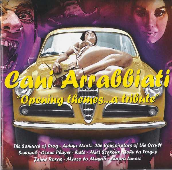 Various Artists — Cani Arrabbiati - Opening Themes... A Tribute