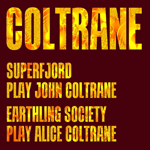 Coltrane Cover art