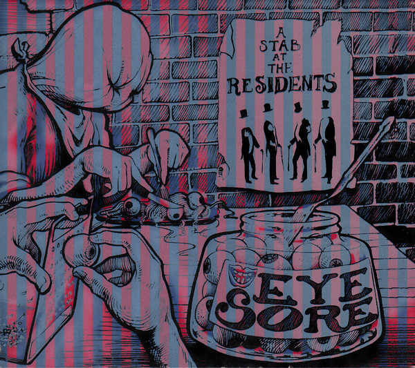 Eyesore: A Stab at the Residents Cover art