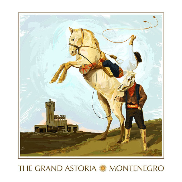 Various Artists — The Grand Astoria / Montenegro