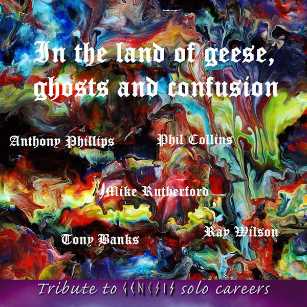 Various Artists — In the Land of Geese, Ghosts and Confusion - Tribute to Genesis Solo Careers