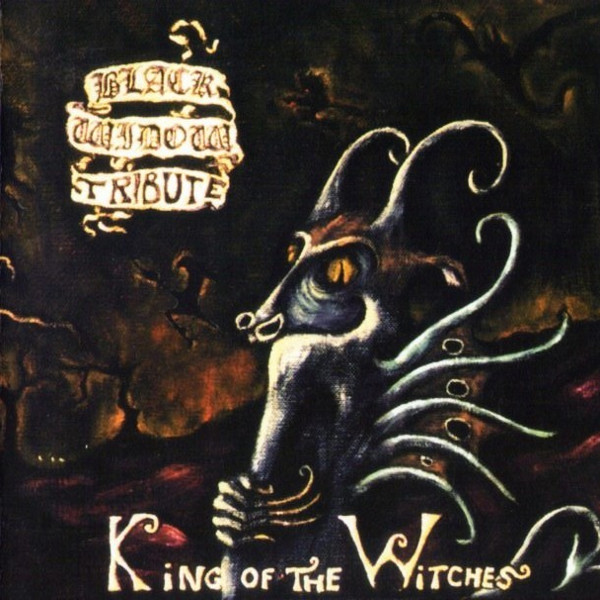Various Artists — King of the Witches - Black Widow Tribute