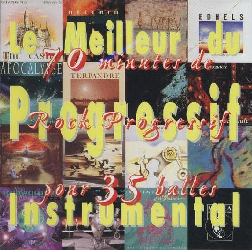 Various Artists — Le Meilleur du Progressif Instrumental