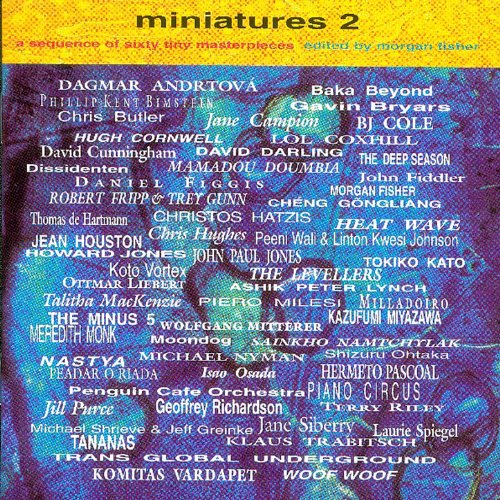 Various Artists — Miniatures 2