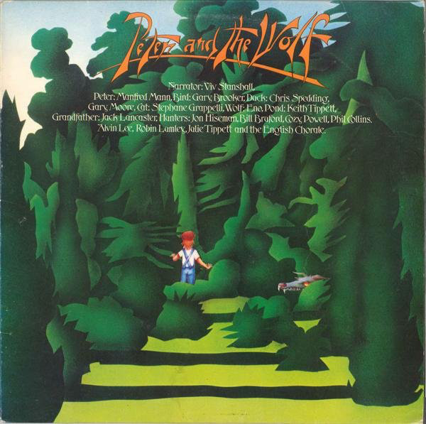 Various Artists — Peter and the Wolf