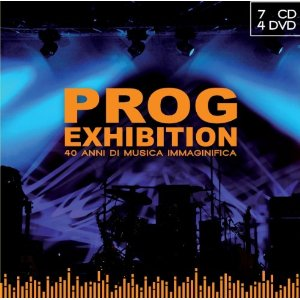 Various Artists — Prog Exhibition – 40 Anni di Musica Immaginifica