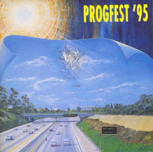 Progfest '95 Cover art