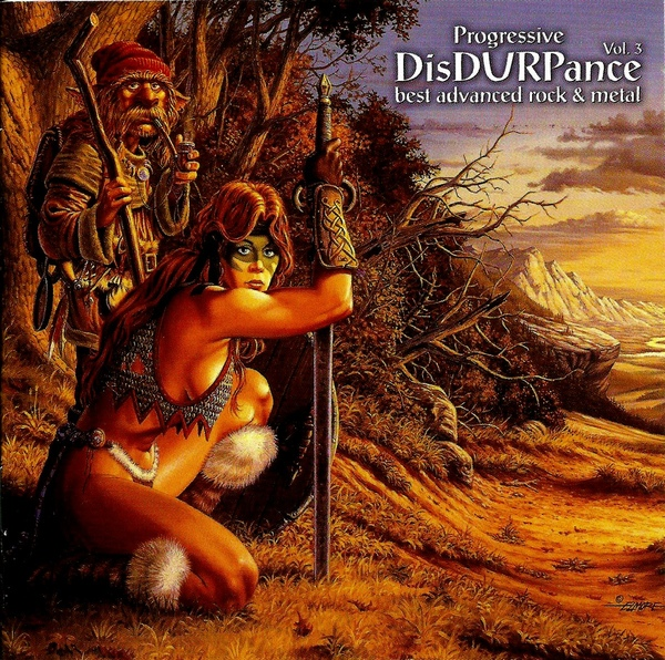 Various Artists — Progressive DisDURPance Vol.3