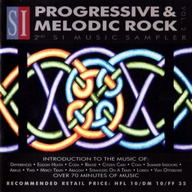 Various Artists — Progressive & Melodic Rock Vol. 2