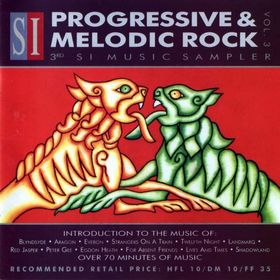Progressive & Melodic Rock Vol. 3 Cover art