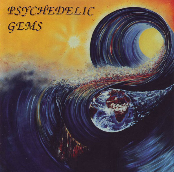 Various Artists — Psychedelic Gems