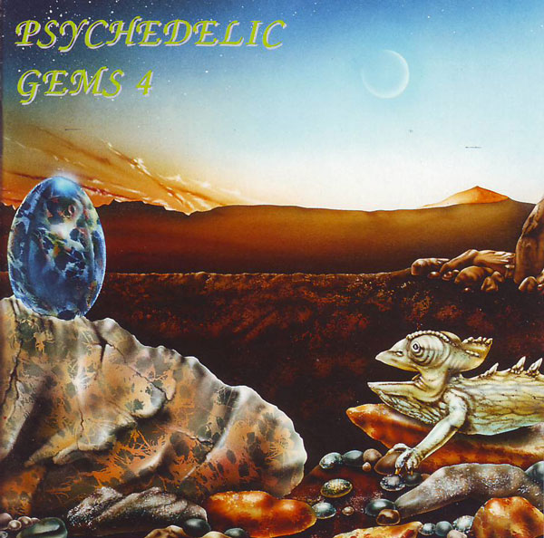 Various Artists — Psychedelic Gems 4