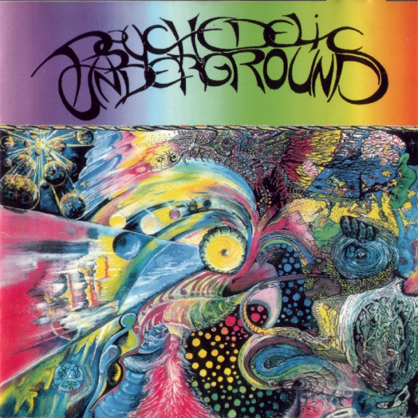 Various Artists — Psychedelic Underground