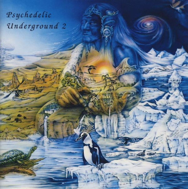 Various Artists — Psychedelic Underground 2