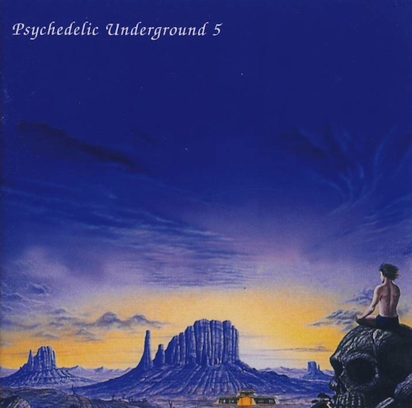 Various Artists — Psychedelic Underground 5